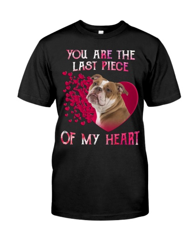 English Bulldog-Last Piece