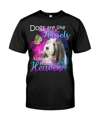 Bearded Collie-From Heaven
