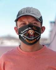 Golden Retriever-Excuse-Mask Cloth face mask aos-face-mask-lifestyle-06