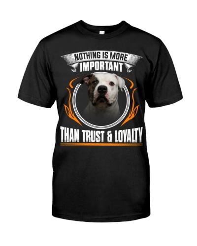 American Bulldog-Trust And Loyalty