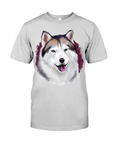Alaska Husky-Art