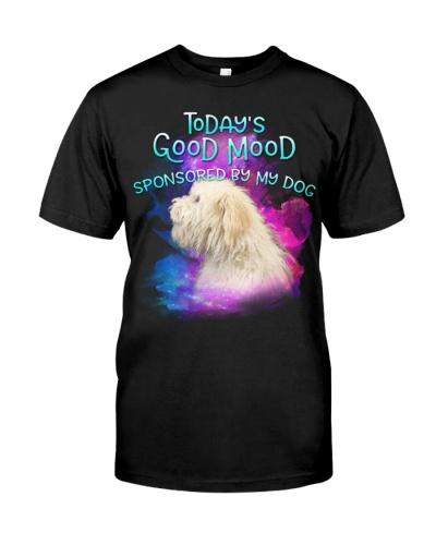 Tibetan Terrier-Good Mood
