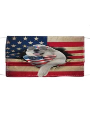 Great Pyrenees-US Mask Cloth face mask front