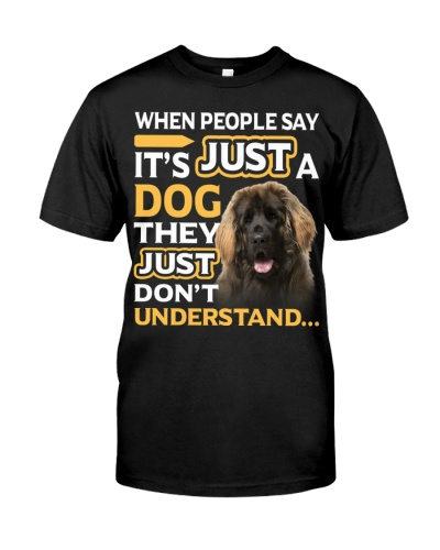 Leonberger-They Don't Understand