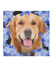 Golden Retriever-Blue Mask Cloth face mask aos-face-mask-coverlet-lifestyle-front-02