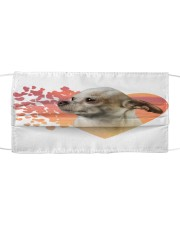Chihuahua-02-My Life-Mask Cloth face mask front