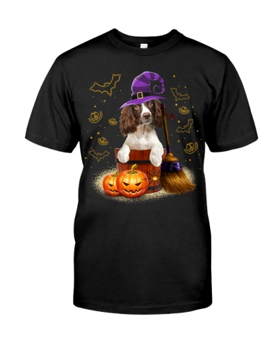 English Springer Spaniel-Halloween-02