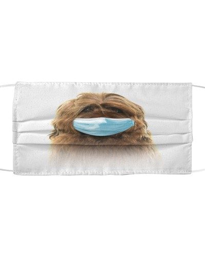 Briard-Face Mask-Mask