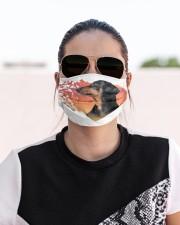 Dachshund-My Life-Mask Cloth face mask aos-face-mask-lifestyle-02
