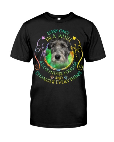 Irish Wolfhound-Changes Everything