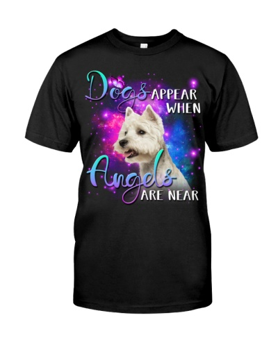 West Highland White Terrier-Angels Are Near