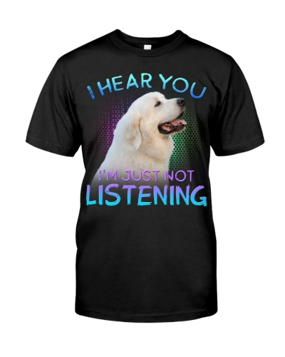 Great Pyrenees-I Hear You 02