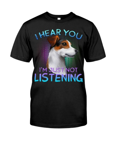 Jack Russell Terrier-Art-I Hear You 02