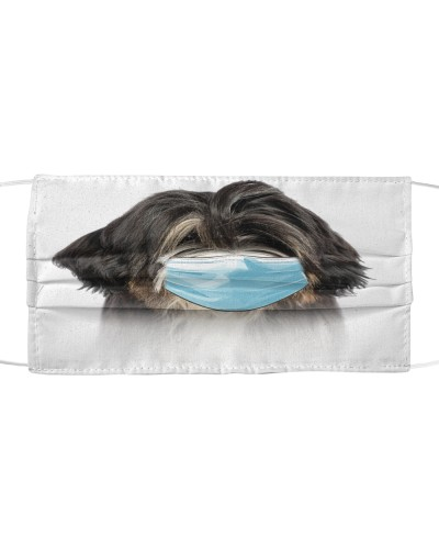Tibetan Terrier-Face Mask-Mask
