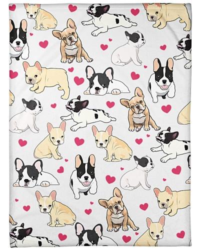 French Bulldog - Heart02