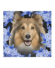 Shetland Sheepdog-Blue Mask Cloth face mask aos-face-mask-coverlet-lifestyle-front-02