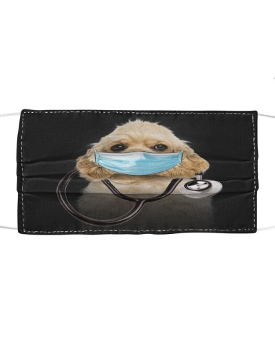 American Cocker Spaniel-Face Mask-Doctor