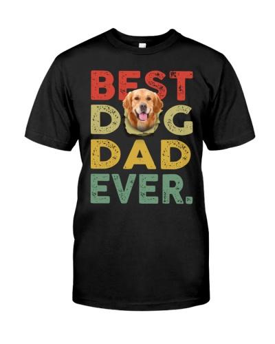 Golden Retriever-Dog Dad Ever-02