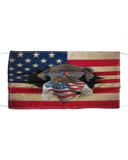 German Shorthaired Pointer-US Mask Cloth face mask front