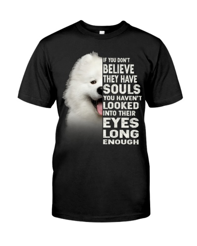 Samoyed-Have Souls