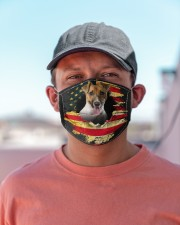 Jack Russell Terrier-Mask USA  Cloth face mask aos-face-mask-lifestyle-06