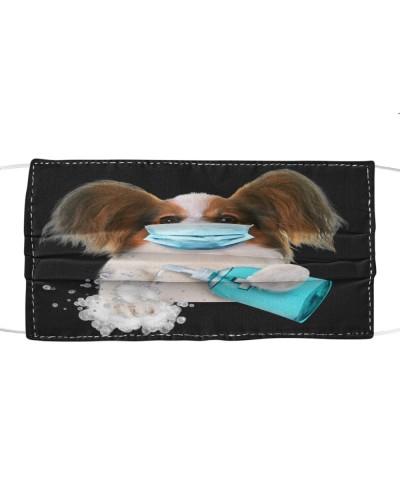 Papillon-Face Mask-Wash