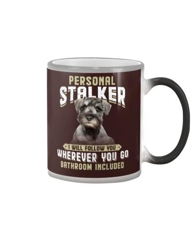 Miniature Schnauzer - Stalker