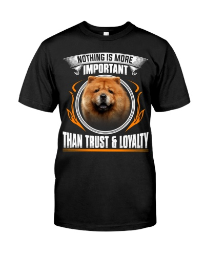 Chow Chow-Trust And Loyalty