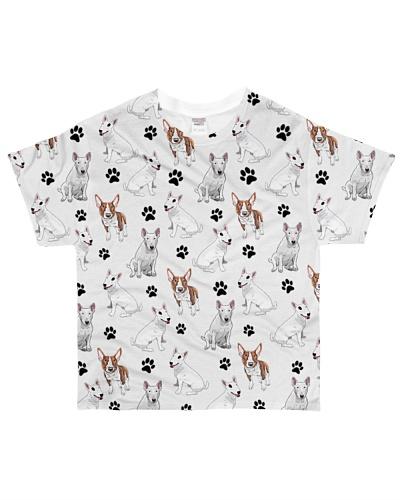 Bull Terrier - Paw