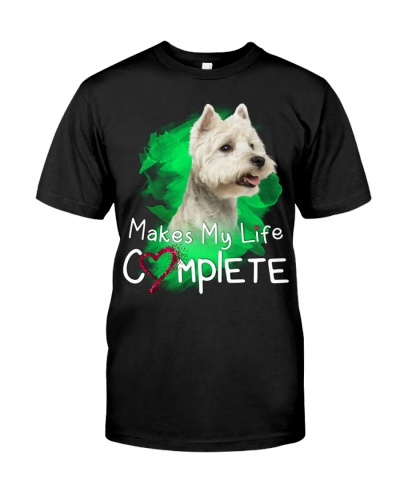 West Highland White Terrier-Complete
