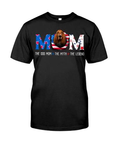 Basset Hound-Mom USA