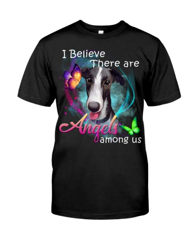 Polish Greyhound-Art-Angels Among Us