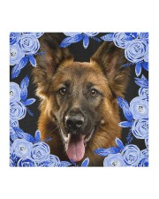 German Shepherd-Blue Mask Cloth face mask aos-face-mask-coverlet-lifestyle-front-02