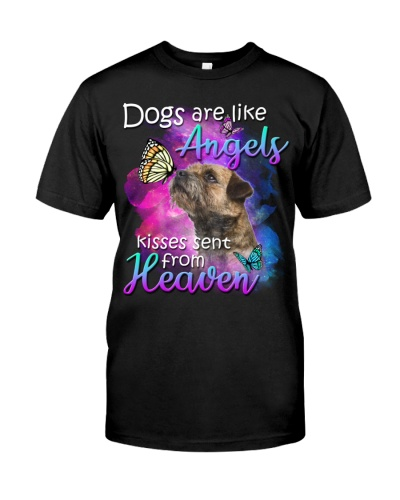 Border Terrier-From Heaven