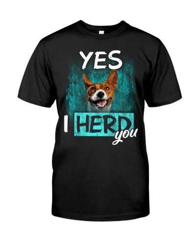 Basenji-I Herd You