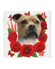 American Staffordshire Terrier-Face Mask-Rose Cloth face mask aos-face-mask-coverlet-lifestyle-front-02