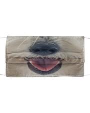 Coton De Tulear-Mask Mouth Cloth face mask front
