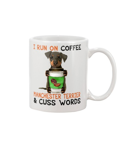 Manchester Terrier-Coffee