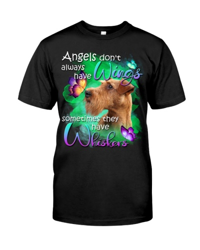 Irish Terrier-Have Whiskers