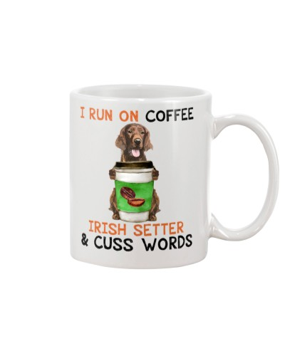 Irish Setter-Coffee
