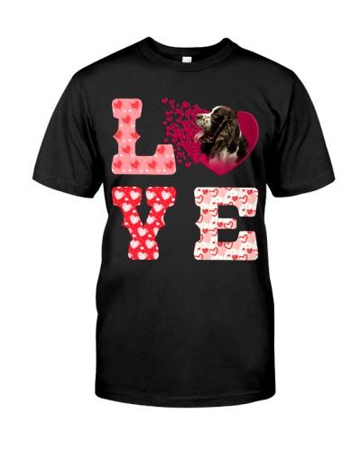 English Cocker Spaniel-Love-Valentine