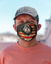 Shih Tzu-Mask USA  Cloth face mask aos-face-mask-lifestyle-06