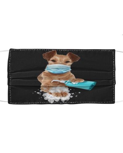 Irish Terrier-Face Mask-Wash