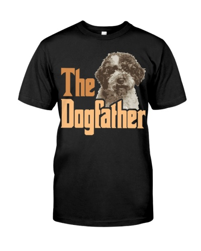 Lagotto Romagnolo-The Dogfather