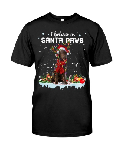 Flat Coated Retriever-Dog-Reindeer