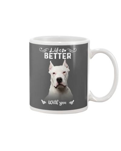 Dogo Argentino - Better