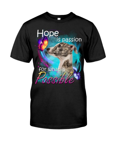 Whippet-Hope Is Passion