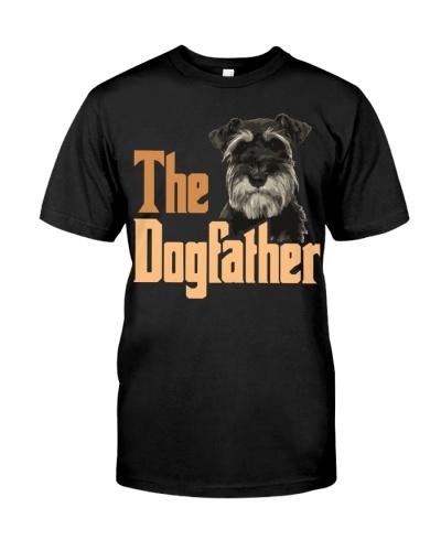 Miniature Schnauzer-The Dogfather