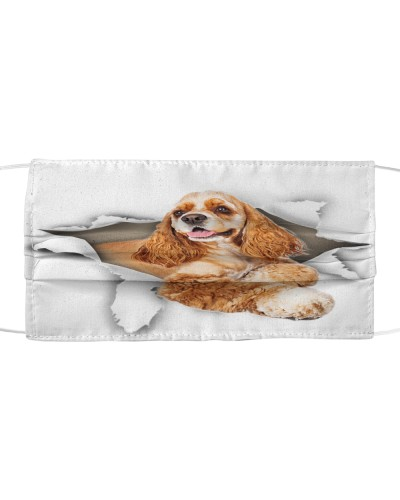 American Cocker Spaniel-05-Face Mask-Torn02