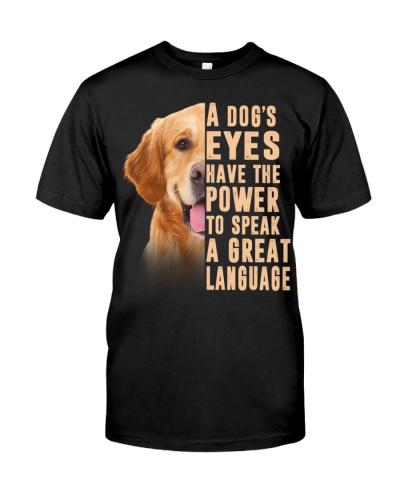 Golden Retriever-Great Language